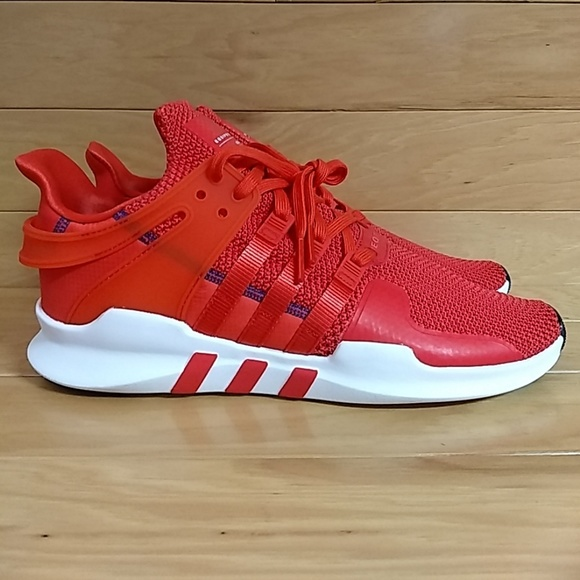 Adidas Eqt Support Adv 916 Coral Red